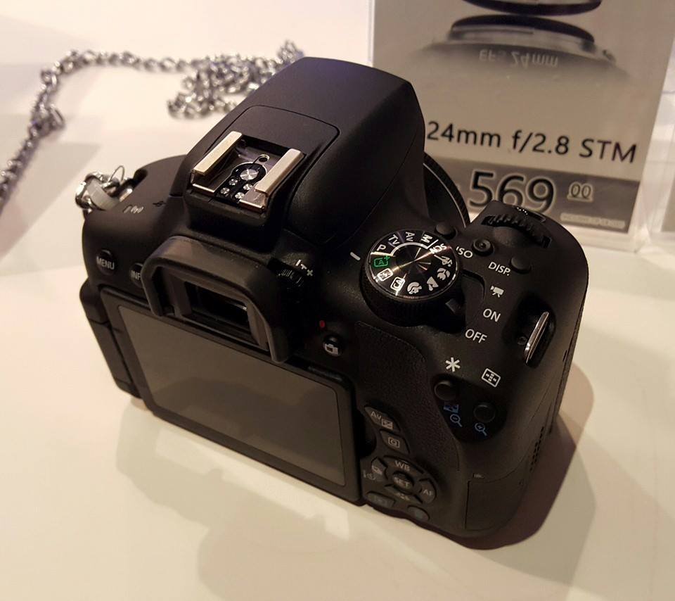 Canon Malaysia Launches the EOS 760D, 750D and the Connect Station CS100 5