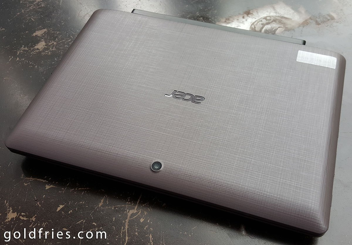 A Preview of the Upcoming Acer Switch 10 E 27