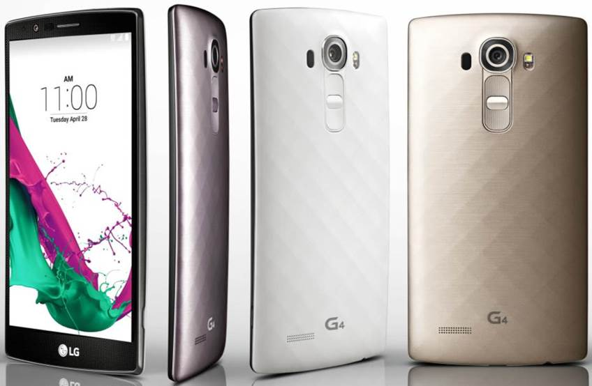 LG G4: The Most Ambitious Smartphone Yet 1