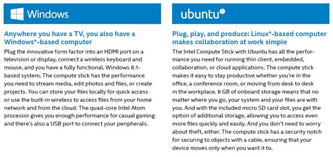 Intel Compute Stick - Convenient, Compact and Capable 13