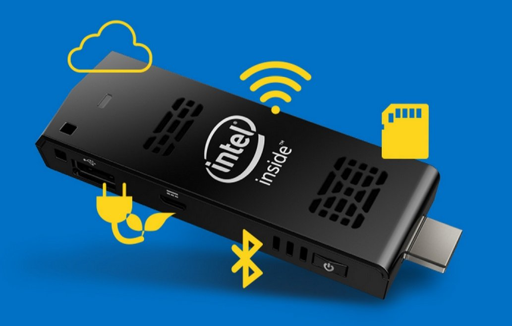 Intel Compute Stick - Convenient, Compact and Capable 2