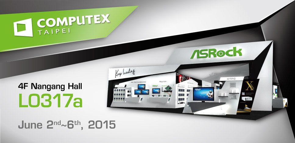 ASRock Is Ready to Amaze Tech Junkies At COMPUTEX TAIPEI 2015 7