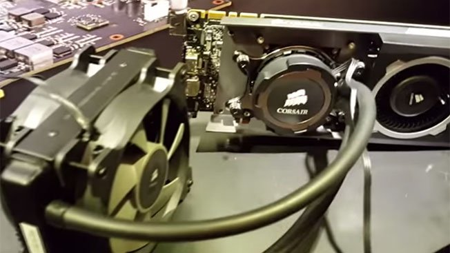 Corsair Showcases New PSU, Casings, Keyboards and GPU Cooler at Computex 2015 6