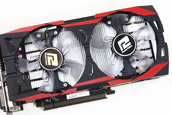 PowerColor PCS+ R7 370 2GB GDDR5 Graphic Card Review 3