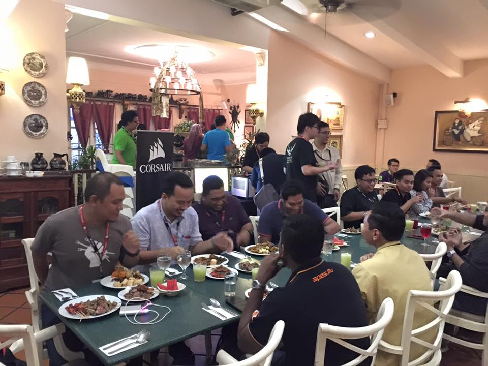 Local Community Get-Together For Ramadan 2015 4