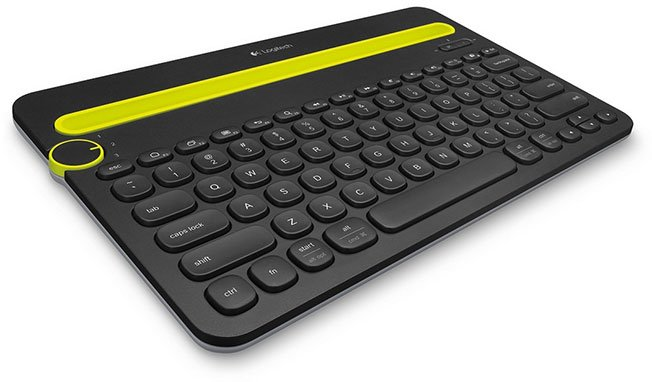 Logitech Unveils First Keyboard Designed  For Your Computer, Smartphone and Tablet 3