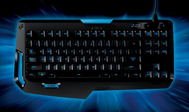 Logitech G Unveils the G310 Ultra-Light Mechanical Gaming Keyboard  1