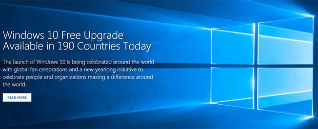 Excitement Abuzz with Windows 10 4