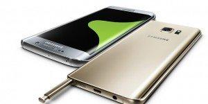 Samsung Galaxy Note 5 & S6 edge+