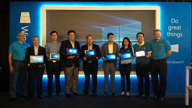 Microsoft Malaysia Launches the Windows 10 1
