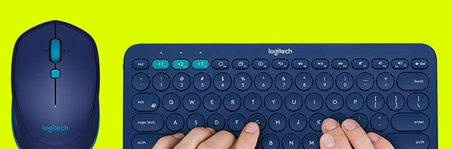 Logitech Launched the K480 Bluetooth Keyboard and M337 Bluetooth Mouse 4