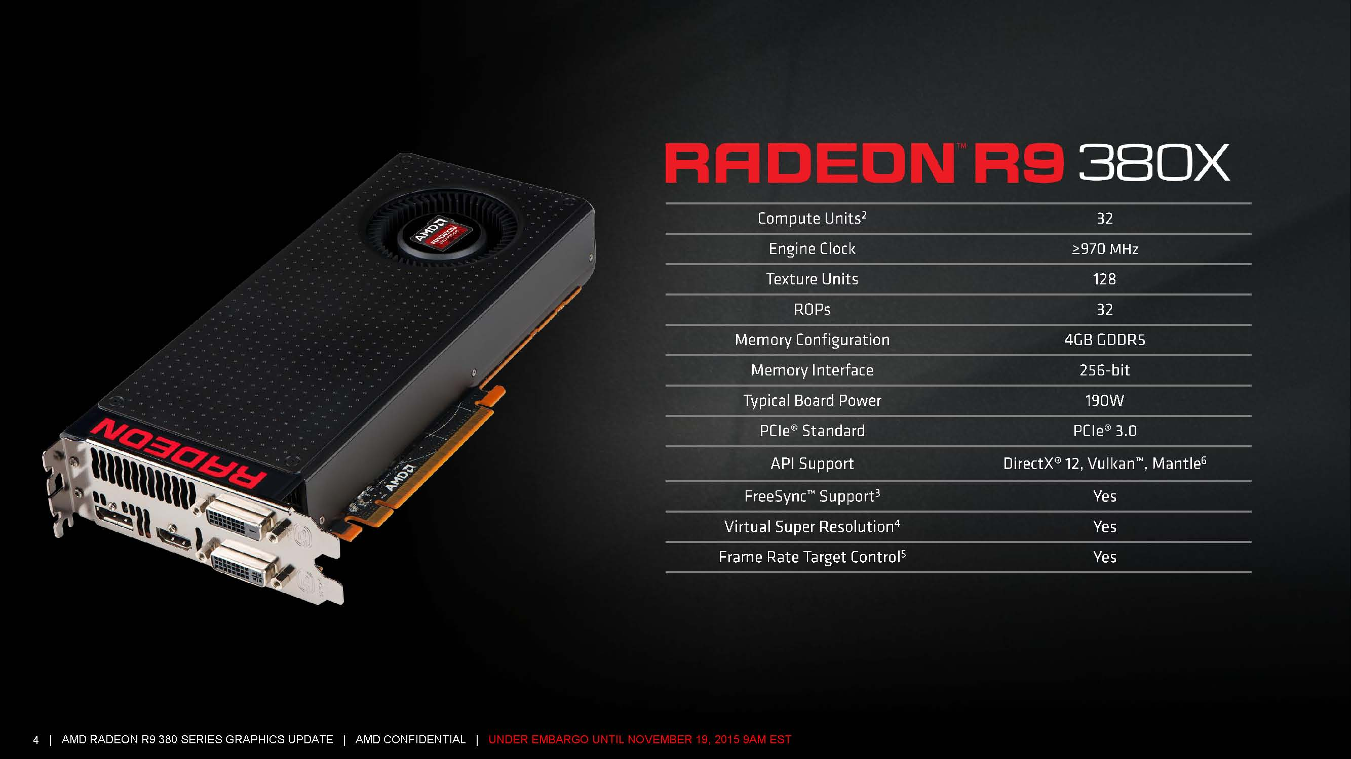 AMD Launches Radeon R9 380X Graphics Card 2