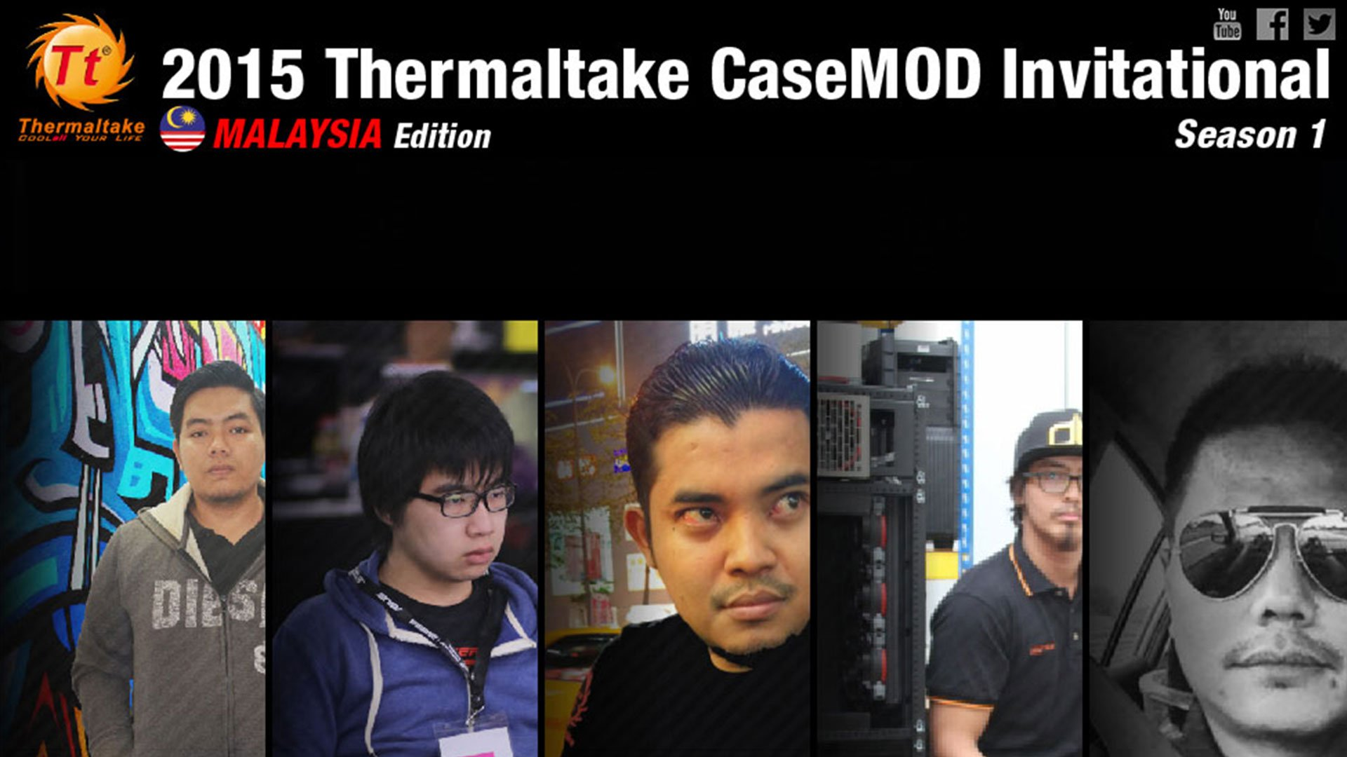 Week 5 Report of 2015 Thermaltake CaseMOD Invitational – Malaysia Edition 4