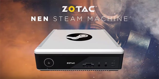 ZOTAC Releases NEN Steam Machine 1