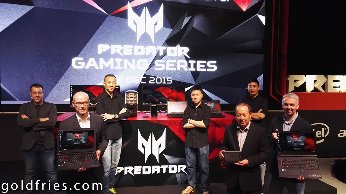 Acer Predator Gaming Series Launch 3
