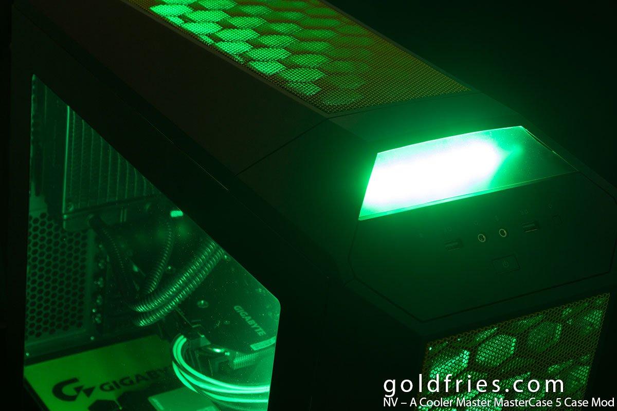 NV – A Cooler Master MasterCase 5 Case Mod 1