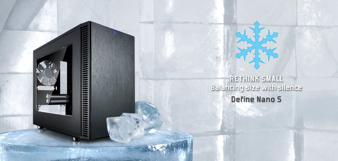 Fractal Design Introduces the Define Nano S 5