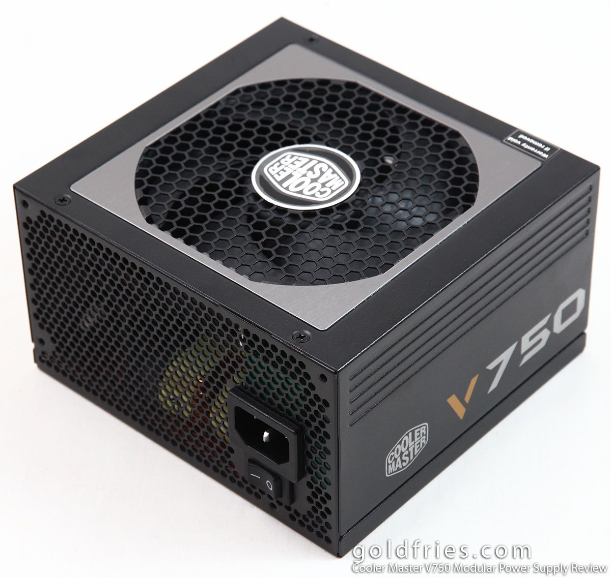 Cooler Master V750 Modular Power Supply Review 4