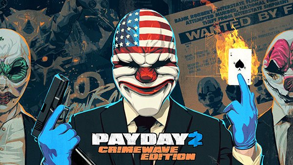 PayDay 2 : CrimeWave Edition (PlayStation 4) Game Review 4