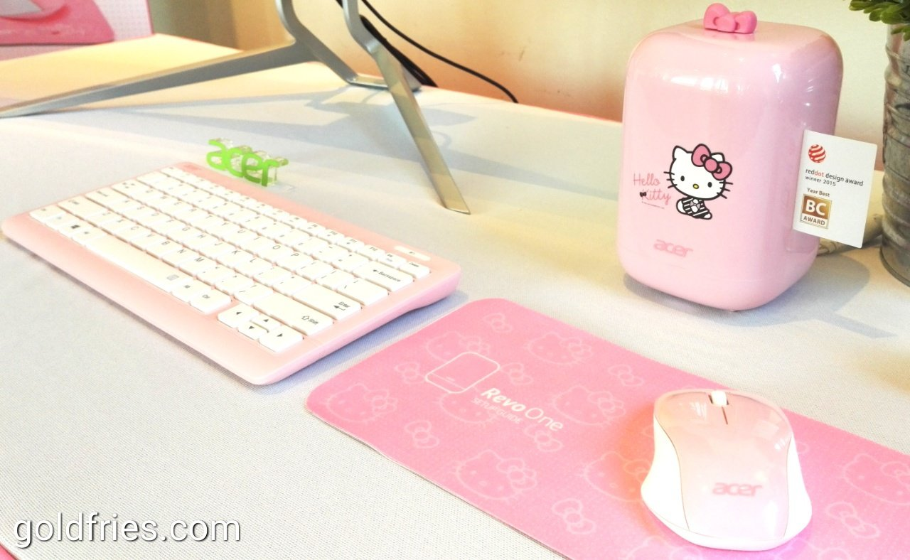 Acer Launches the Revo One Hello Kitty Limited Edition 2