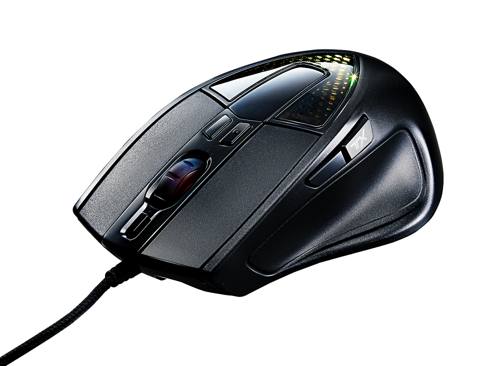 Cooler Master Launches Sentinel III for Palm Grip FPS Gamers 3