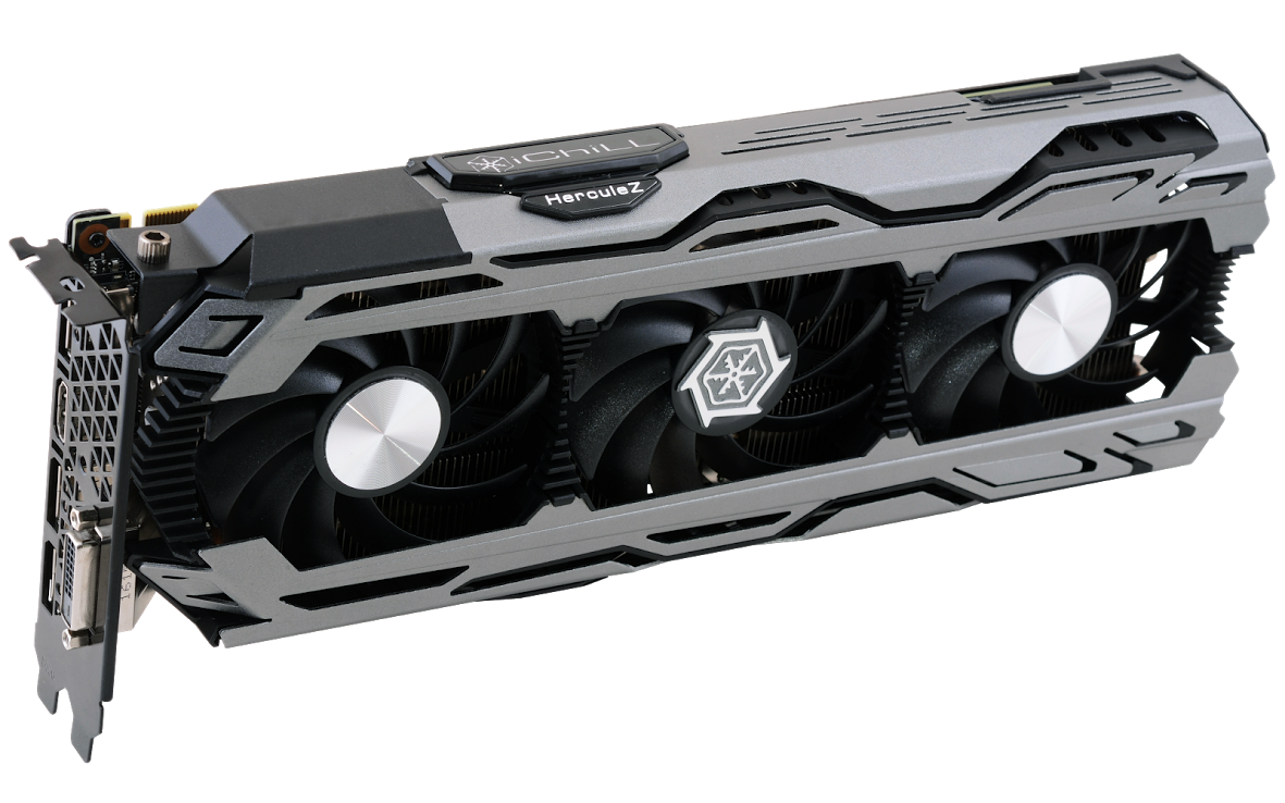 Inno3D introduces two new GeForce GTX 1080 graphics card series 5