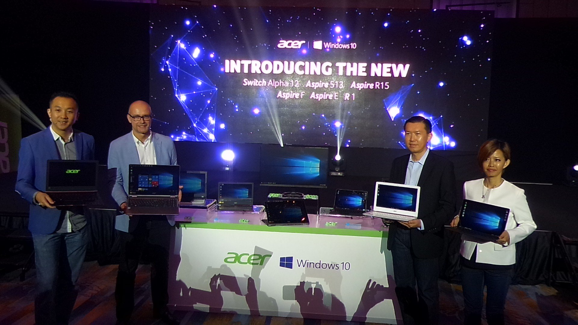 Acer Launches New Aspire and Switch Mobile Computers 3
