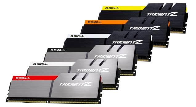 G.SKILL Announces Trident Z DDR4-4266MHz 16GB (8GBx2) 1.35V Extreme Speed Memory Kit 5