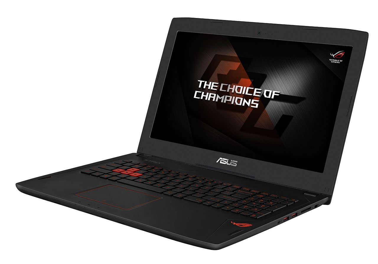ASUS Republic of Gamers Announces Strix GL502 4