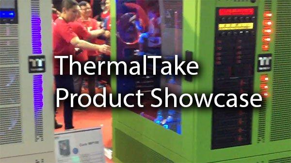 [Computex 2016] Thermaltake Product Showcase 5