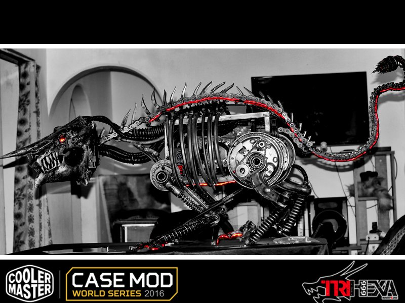 Cooler Master Announces the Winners of Case Mod World Series 2016 24