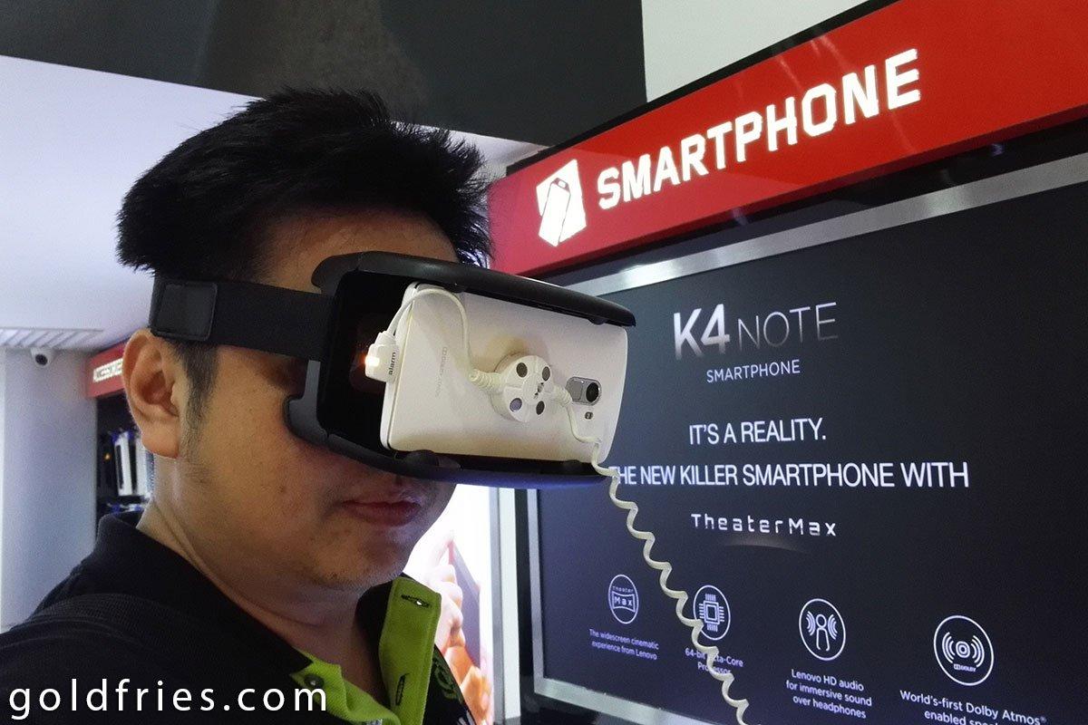 Lenovo Malaysia VR Technology TheaterMaxMY Contest 4