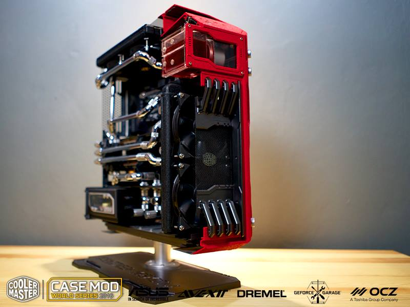 Cooler Master Announces the Winners of Case Mod World Series 2016 17