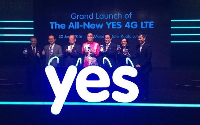 YES Launches All-New 4G LTE 2
