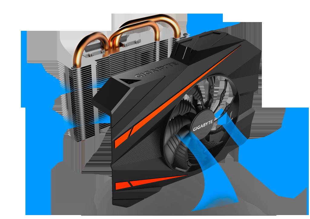 Gigabyte GeForce GTX 1070 Mini ITX OC - the R9 Nano Killer