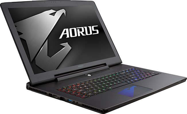 AORUS Introduces the Powerful and Slim GeForce GTX 10 Series Gaming Laptops 1