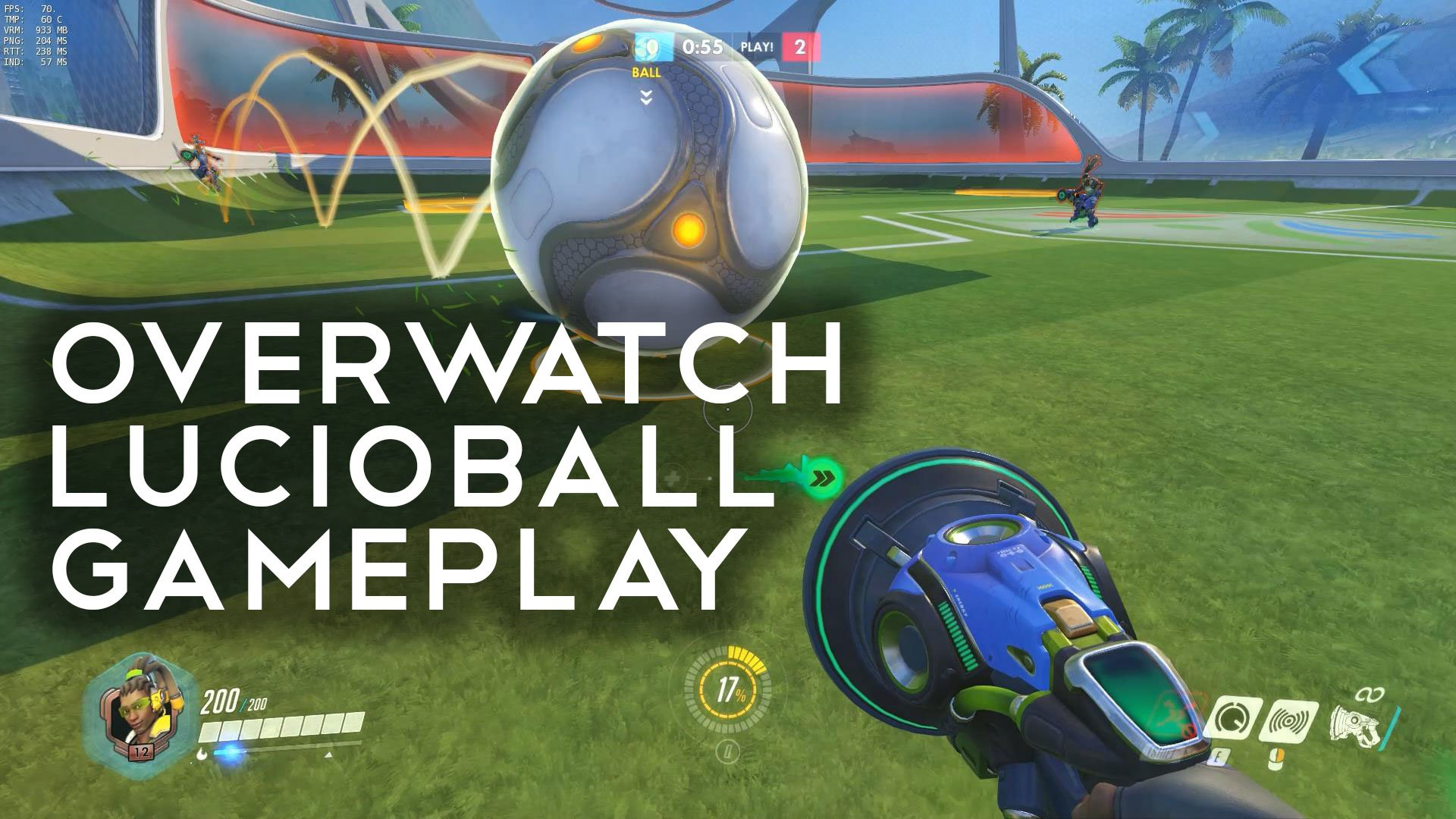 Lucioball Game Mode Introduced to Overwatch for Summer Games 2016 2