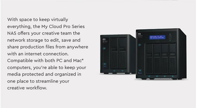 WD Releases My Cloud Pro Series Solution 2