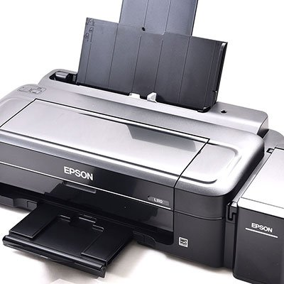 Epson L310 Ink Tank System Printer Review 3