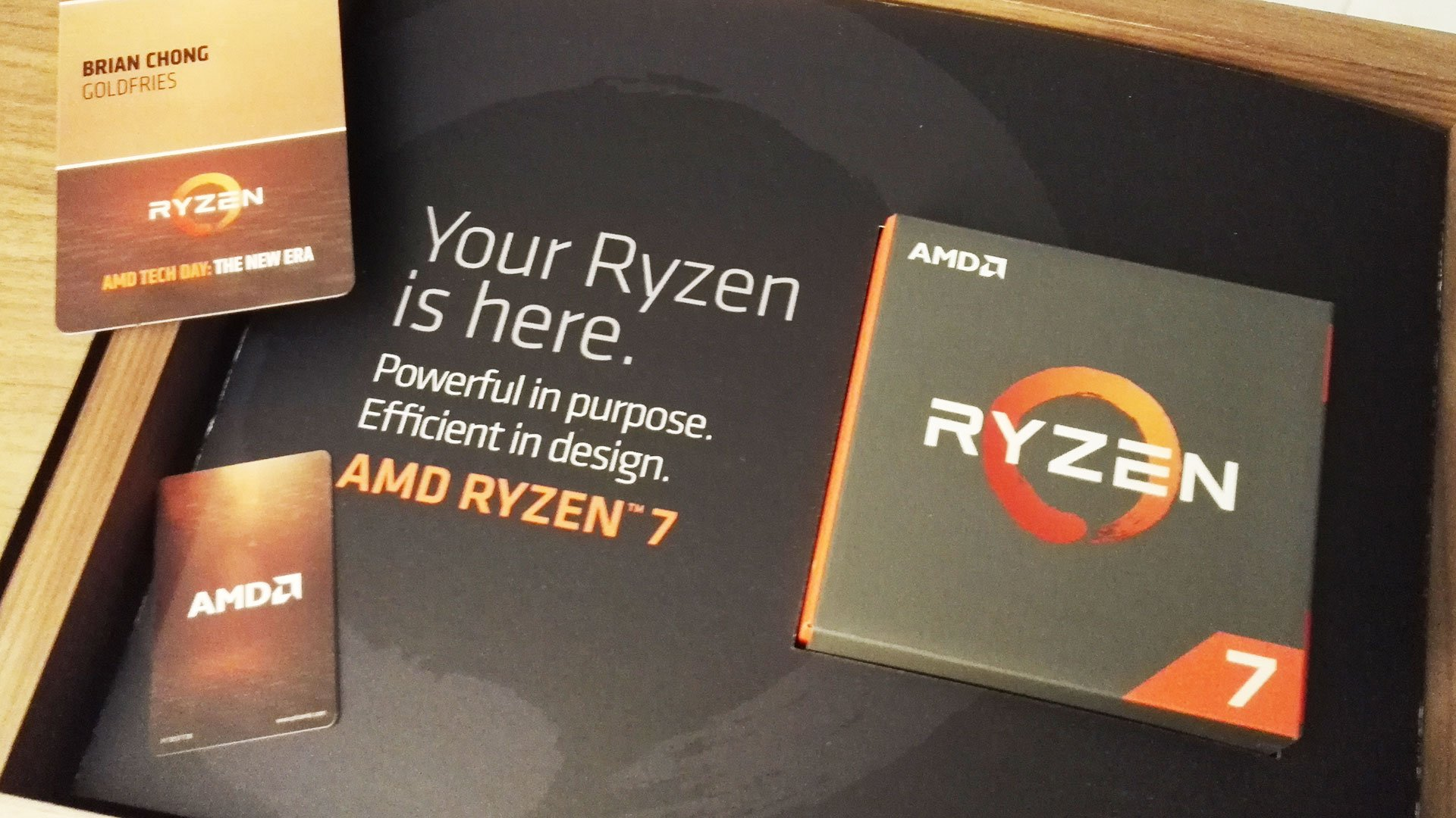 AMD Ryzen Official SRP Announced 5