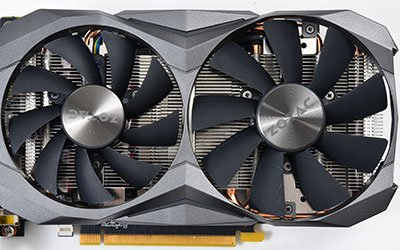 ZOTAC GeForce GTX 1080 Mini - Review 2