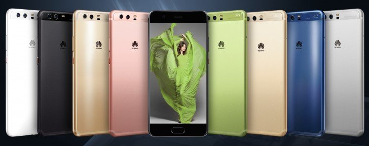 Huawei P10 Available Starting 31st March, Price Starts from RM 1,299 3