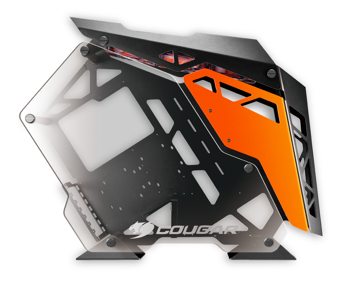 Cougar Conquer - Open-frame Concept Casing 7