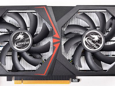 Colorful GTX1050Ti 4G Review 4