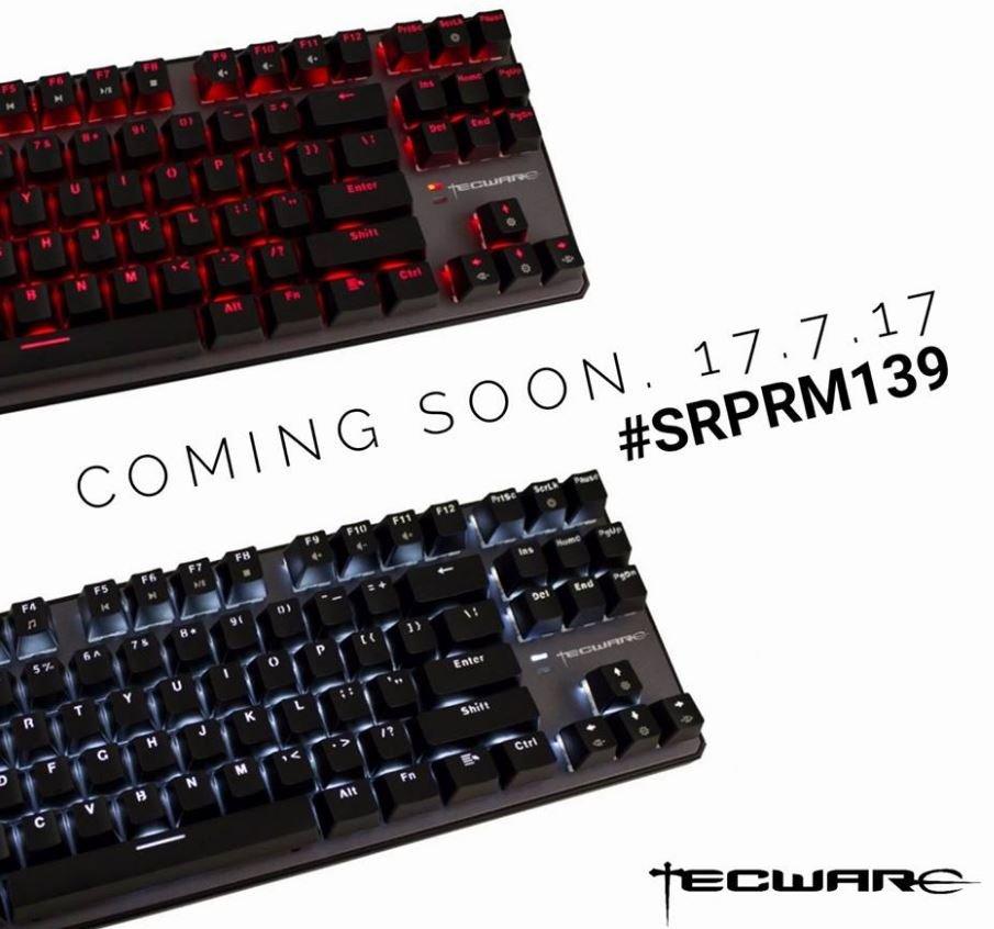 Tecware Phantom Tenkeyless Mechanical Keyboard Arriving Soon at RM 139 3