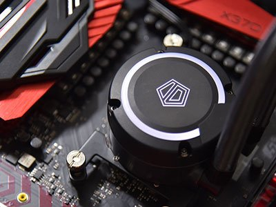 ID-Cooling Frostflow+ 240 Review 1