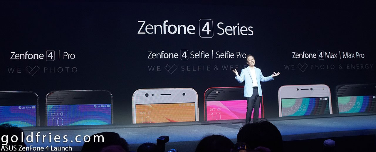 ASUS ZenFone 4 Launch