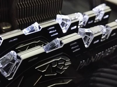 Apacer Panther Rage DDR4 2400Mhz Memory Review 4