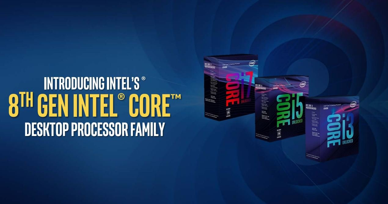 Intel Unveils 8th Generation Intel Core Processor 5