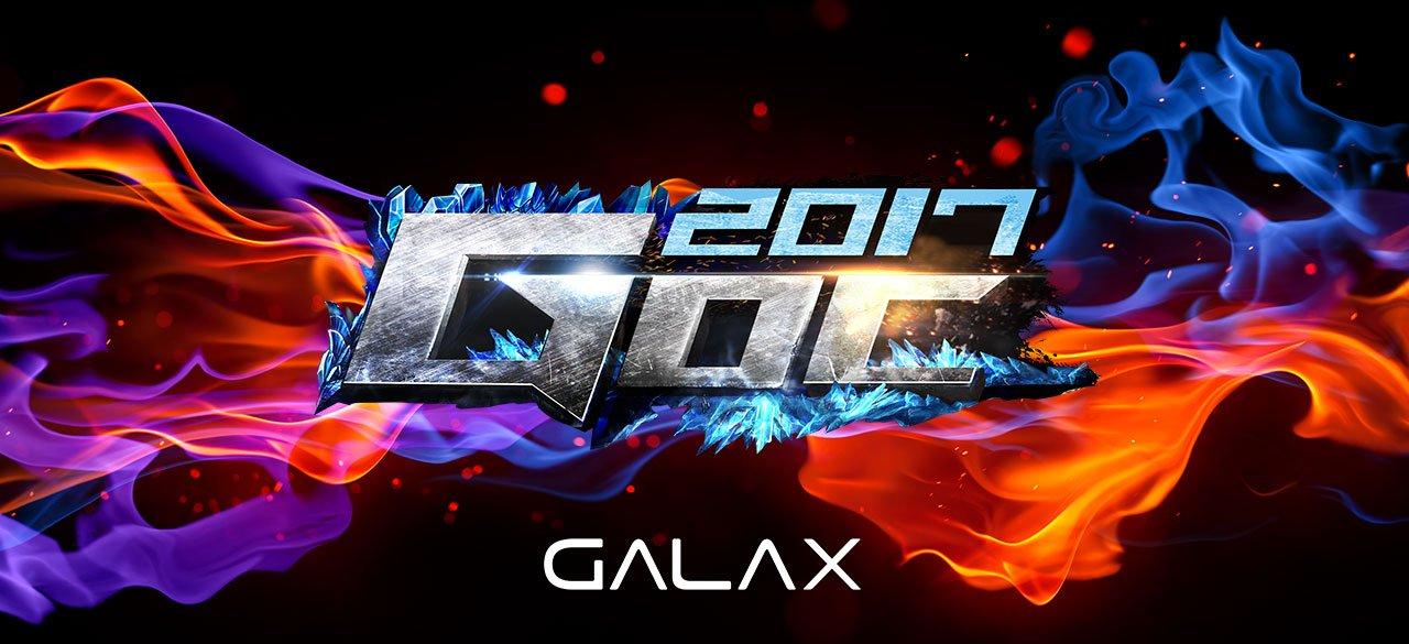 GALAX Overclocking/eSports Carnival 2017 Coming to Bangkok, Thailand 2